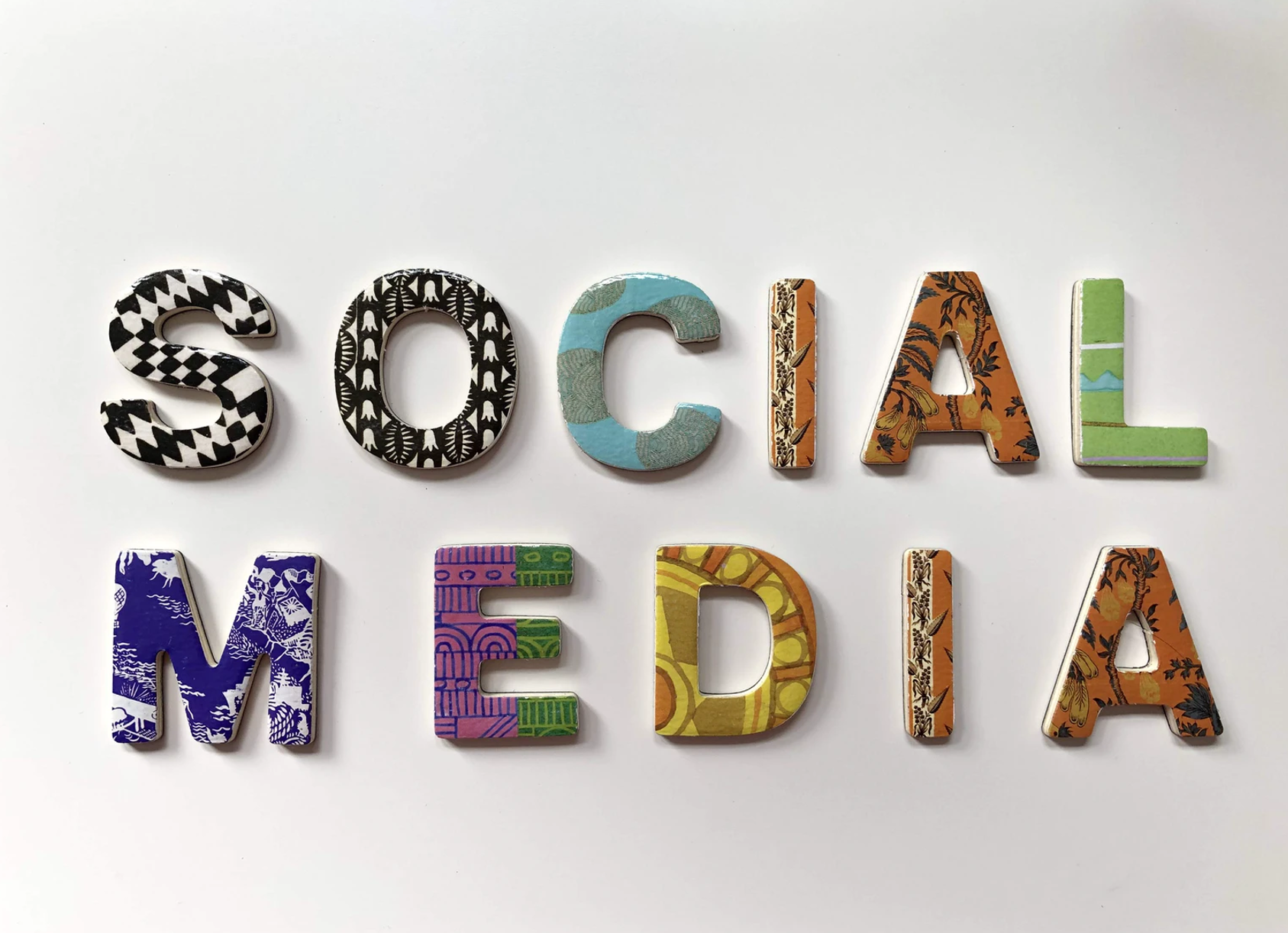 interaction between CRM and social media.