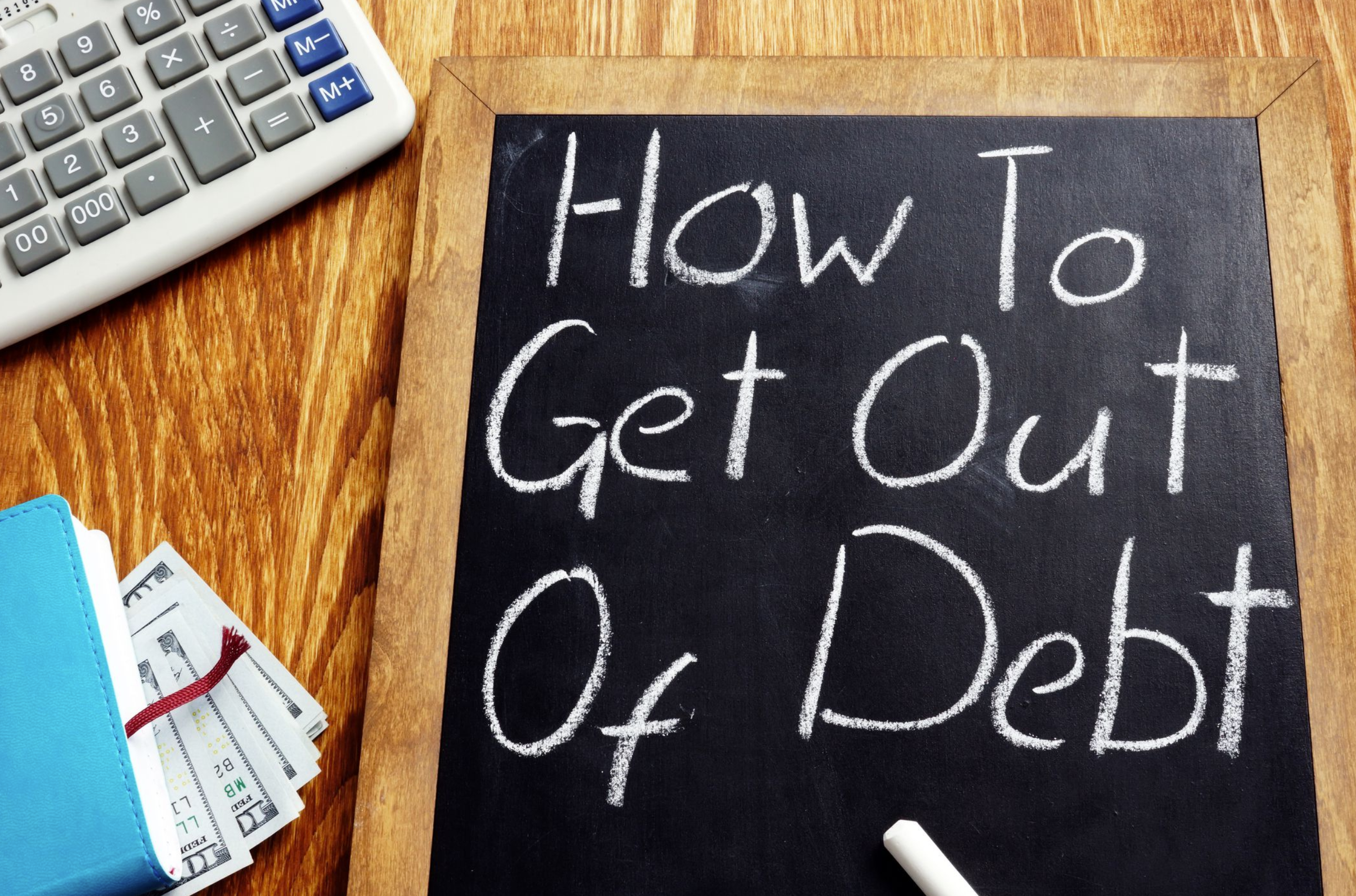Need Help with Debt? Debt Consolidation Could Be the Answer