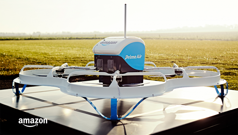 Federal Aviation Administration Approves Amazon Drone Delivery