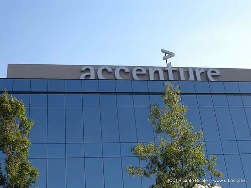 Nokia Transfers Symbian to Accenture