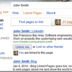Microsoft Adds New Feature For Bing – Linked Pages