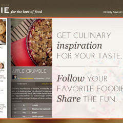 Glam Launches Foodie