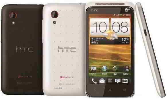Three HTC Desire Phones with Android ICS to Hit Chinese Market