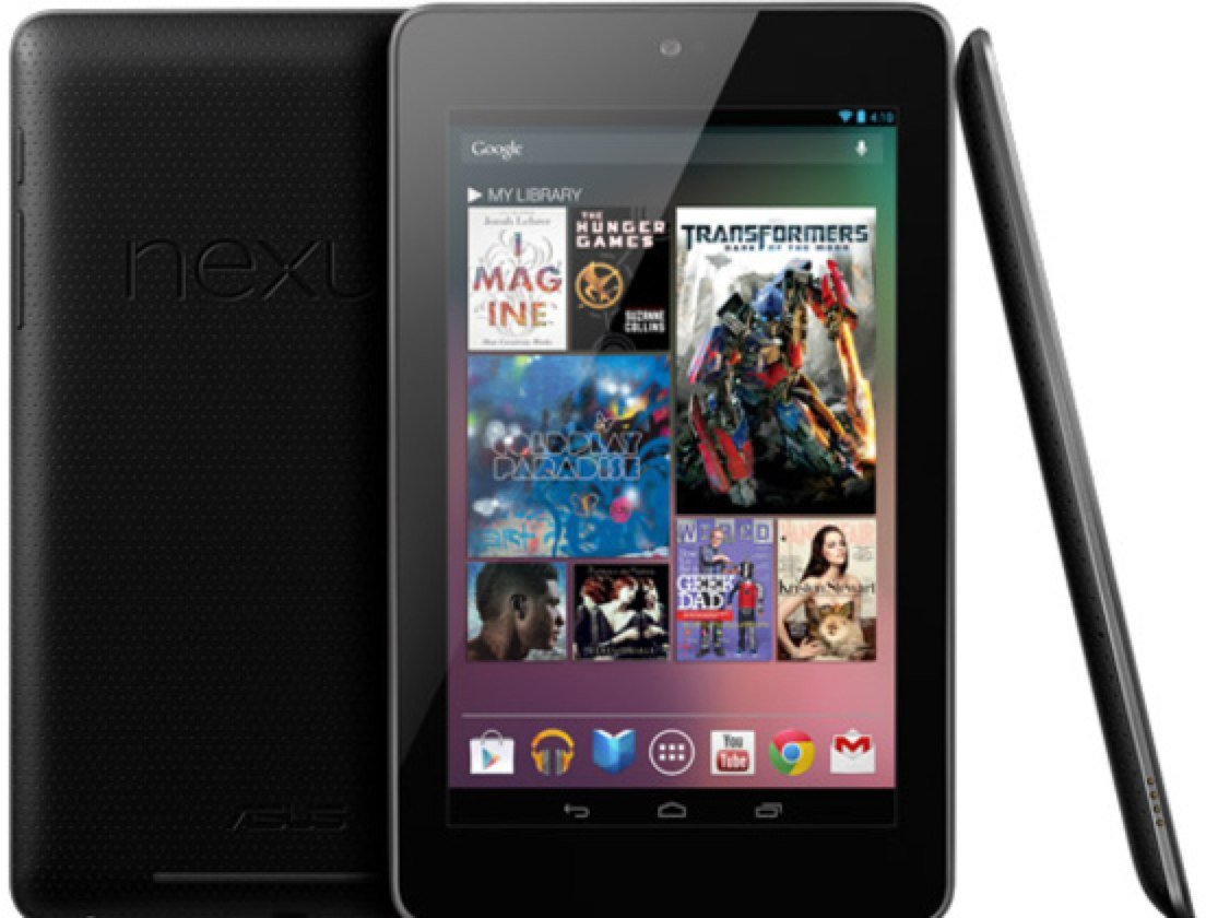 Nexus 7 Google Tablet Jolts Energy to Tablet Wars, Stirs Android OEMs