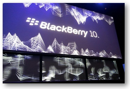 RIM Will Launch New BlackBerry 10 Smartphones on January 30