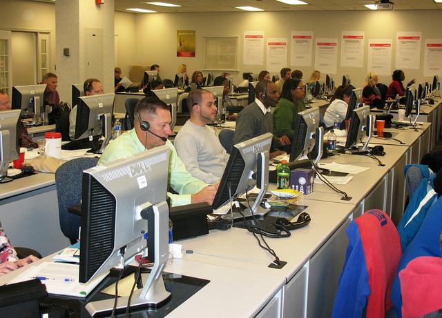 social media, call centers, damage control