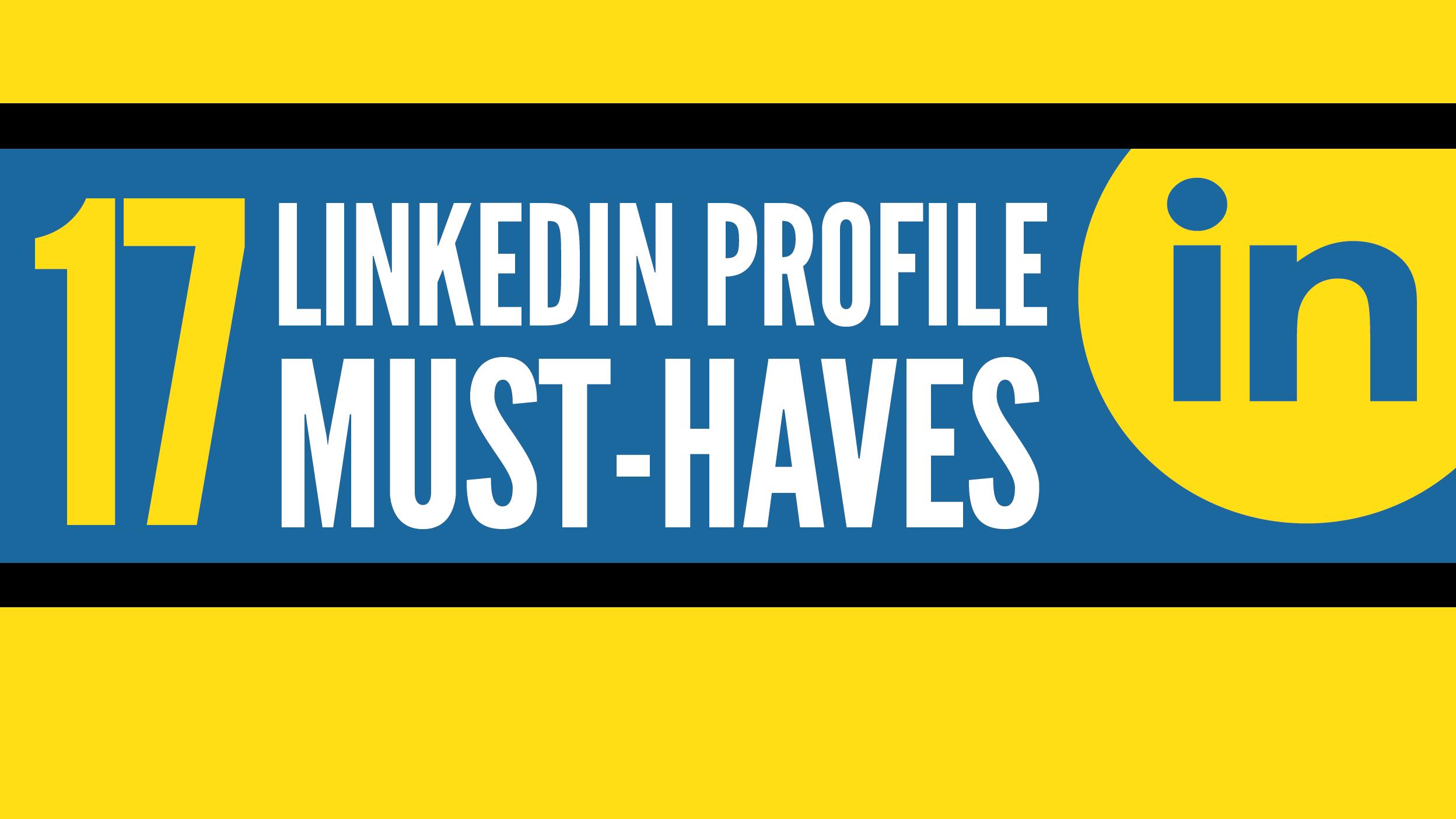 LinkedIn, tips, infographic,