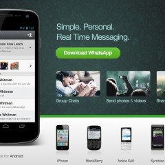 Mark Zuckerberg Thinks WhatsApp Will Have More Users than Facebook