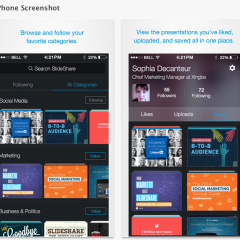 SlideShare Rolls Out First iOS App