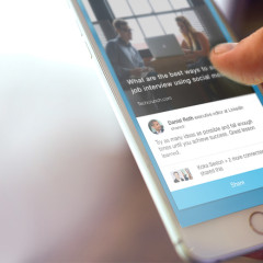 LinkedIn Launches A New App Called Elevate To Help Employees Share Company Content