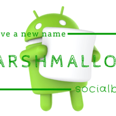 Android M is Marshmallow as Announced on Monday
