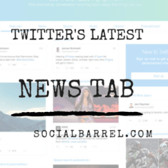 Twitter and Its News Tab – Good or Bad?