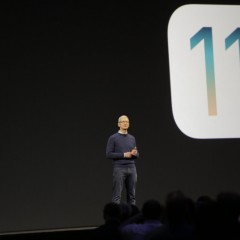 Apple's first iOS 11 beta unveiled!