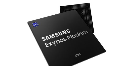 Samsung launches Exynos 5100 5G modem with 2Gbps per second speeds