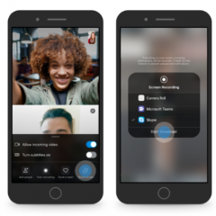 Skype brings screen sharing to iOS and Android