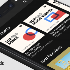 YouTube Music will arrive preinstalled on Android devices