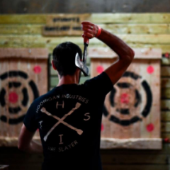 Adding Axe Throwing into Your Busy Schedule