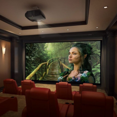 6 easy tips for creating your home theater