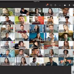 Microsoft expands number of people visible during Teams meeting to 49