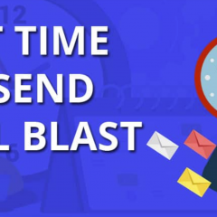 Best Time to Send an Email Blast [Infographic]