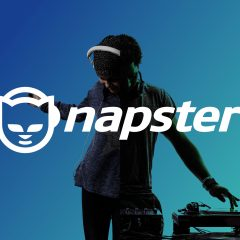 London Startup Acquired Napster