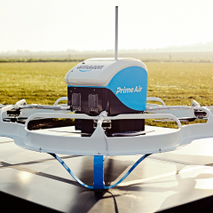 Federal Aviation Administration Certifies Amazon Drone Delivery