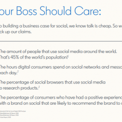 LinkedIn provides tips for social media managers