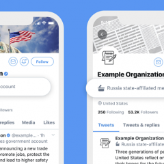 Twitter to label accounts of government officials, state-affiliated media