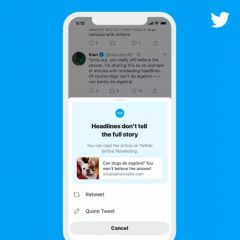 """Twitter to make its """"read before you tweet"""" prompt to everyone"""
