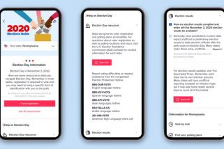 TikTok to add live election updates to its election guide