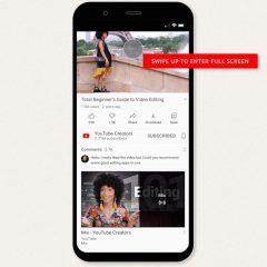 YouTube brings gestures and playback functionalities to Android and iOS