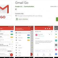 Google makes Gmail Go available for download in the Play Store