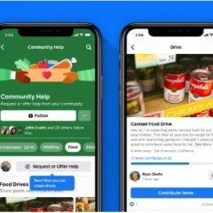 Facebook adds new tool to encourage more giving during the holidays