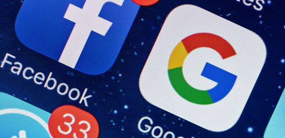 Facebook and Google to face tougher competition rules in the UK