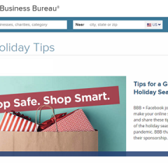 Facebook, BBB to educate online shoppers about potential scams