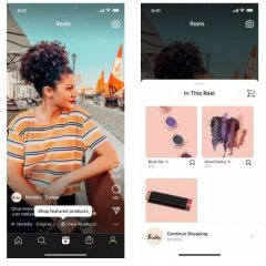Instagram's Reels rolls out the Shopping feature