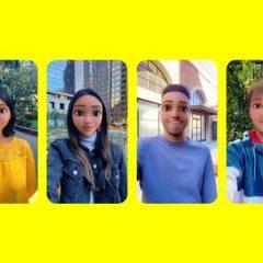 Snapchat's new Cartoon Lens turns you into a cartoon character
