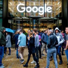 Google allegedly violated labor law when it illegally spied on workers