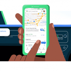 """Google Maps adds a new """"Go"""" tab so you can pin your frequent destinations"""