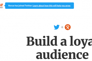 Twitter acquires writing platform Revue