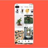 Pinterest adds stories to its home screen