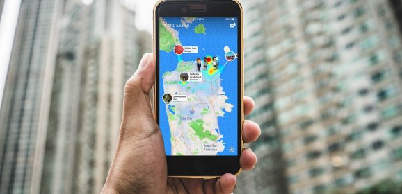 Snap acquires location-data company StreetCred