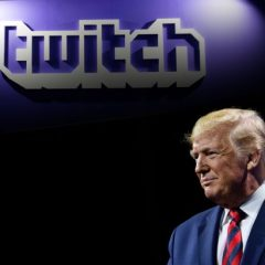 Twitch bans Donald Trump's account indefinitely