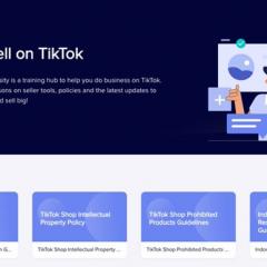 TikTok starts Seller University to push ecommerce