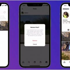 Instagram is adding a 'recently deleted' feature to enable you recall deleted posts