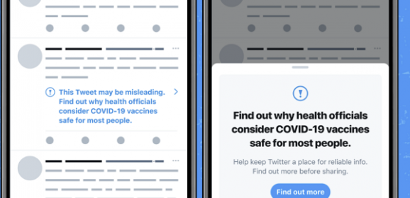 Twitter boosts drive against COVID-19 vaccine misinformation