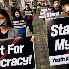 TikTok is banning accounts in Myanmar to curb spread of violent videos