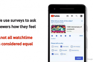 YouTube shares overview on how its video recommendations work