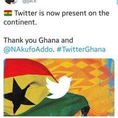 Twitter gets an African office
