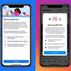 Facebook Asks iOS 14.5 Users to Allow Tracking to Keep the App Free of Charge
